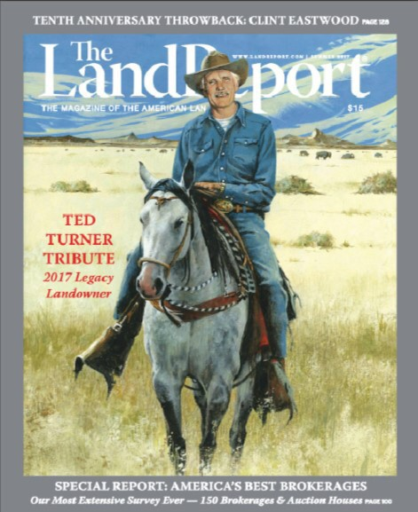 THE LAND REPORT | SUMMER 2017 - cover