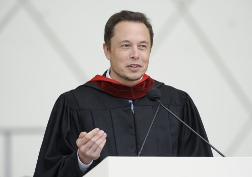 If you think Elon Musk only does cars and rockets, you're not thinking big enough