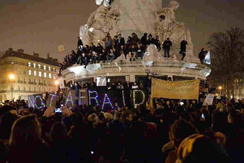 Two Suspected Gunmen In 'Charlie Hebdo' Attack Remain At Large