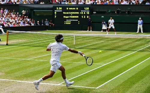 5 Topics For…Wimbledon