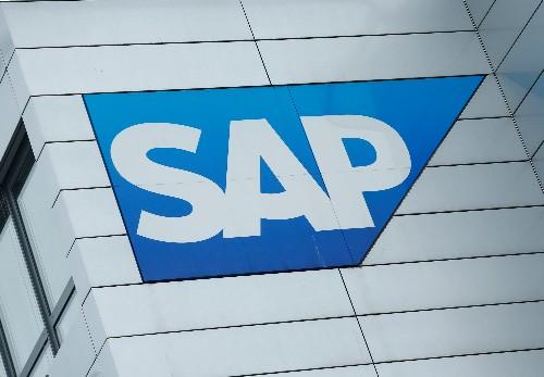 SAP schraubt Ziele nach oben - Rendite soll weiter zulegen