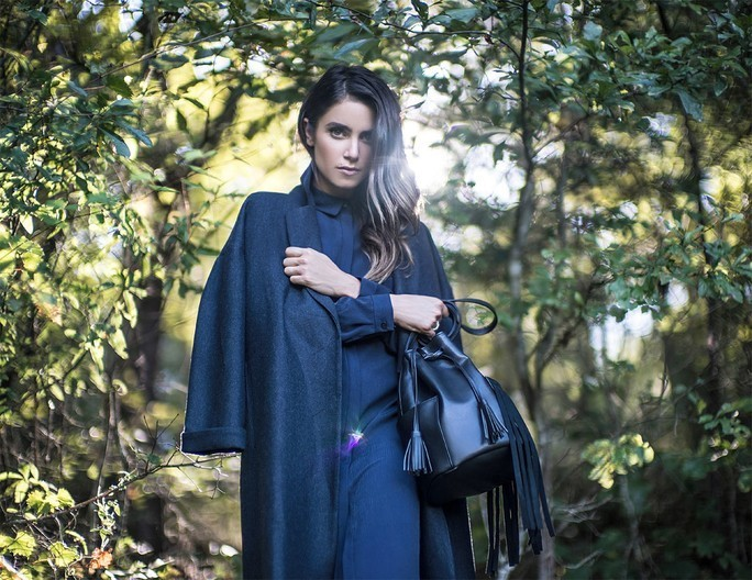 Nikki Reed's New Sustainable Bag Line Will Charm the Animal Lover in You