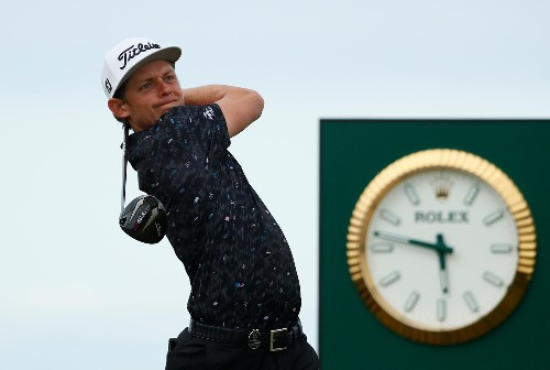 Golf: Smith has 'tension' with Reed at Presidents Cup after cheating claim