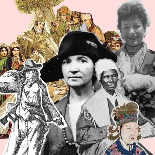 women - Magazine cover