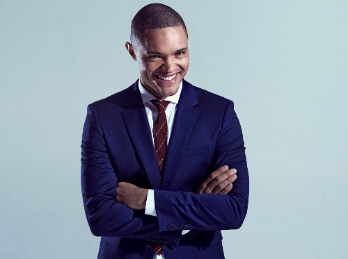 The Daily Show's Trevor Noah: Pictures