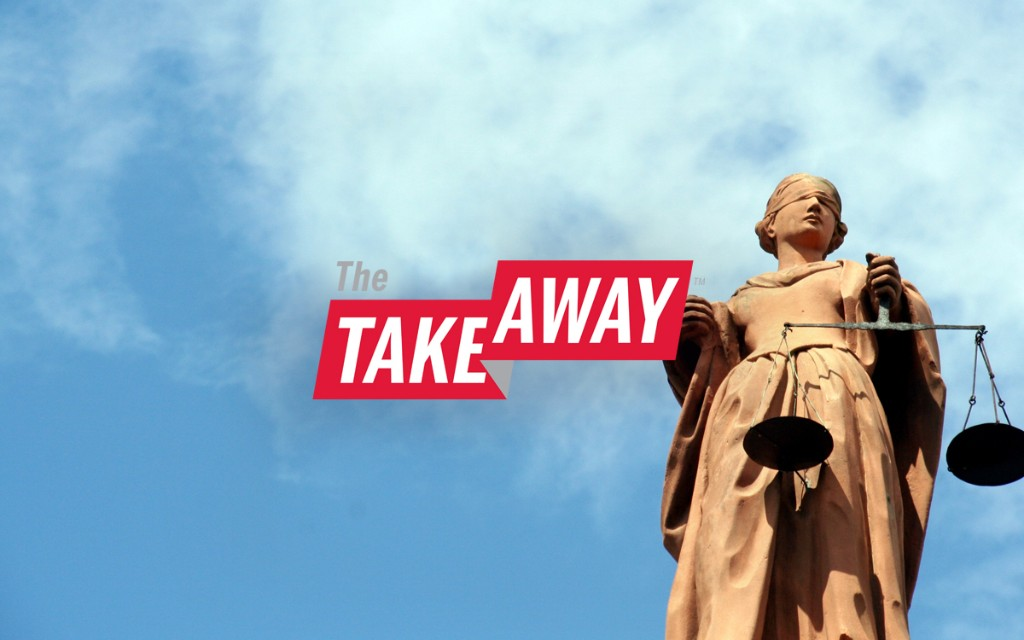 The Take Away - Magazine cover