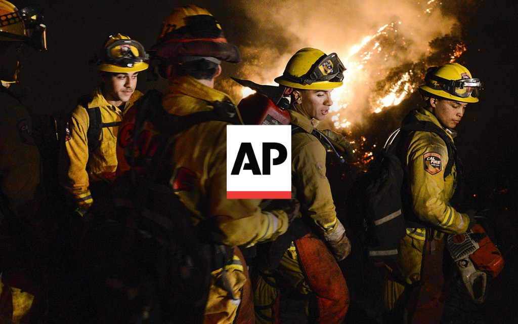 AP News - Magazine cover