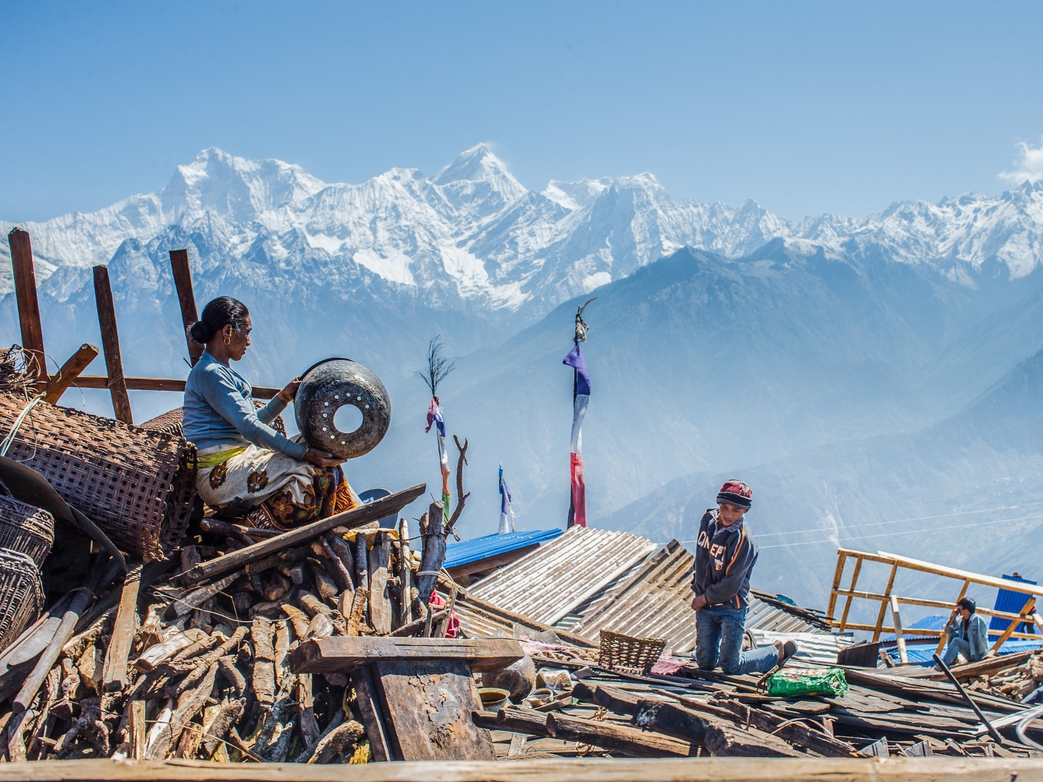 Is it time to go back to Nepal?