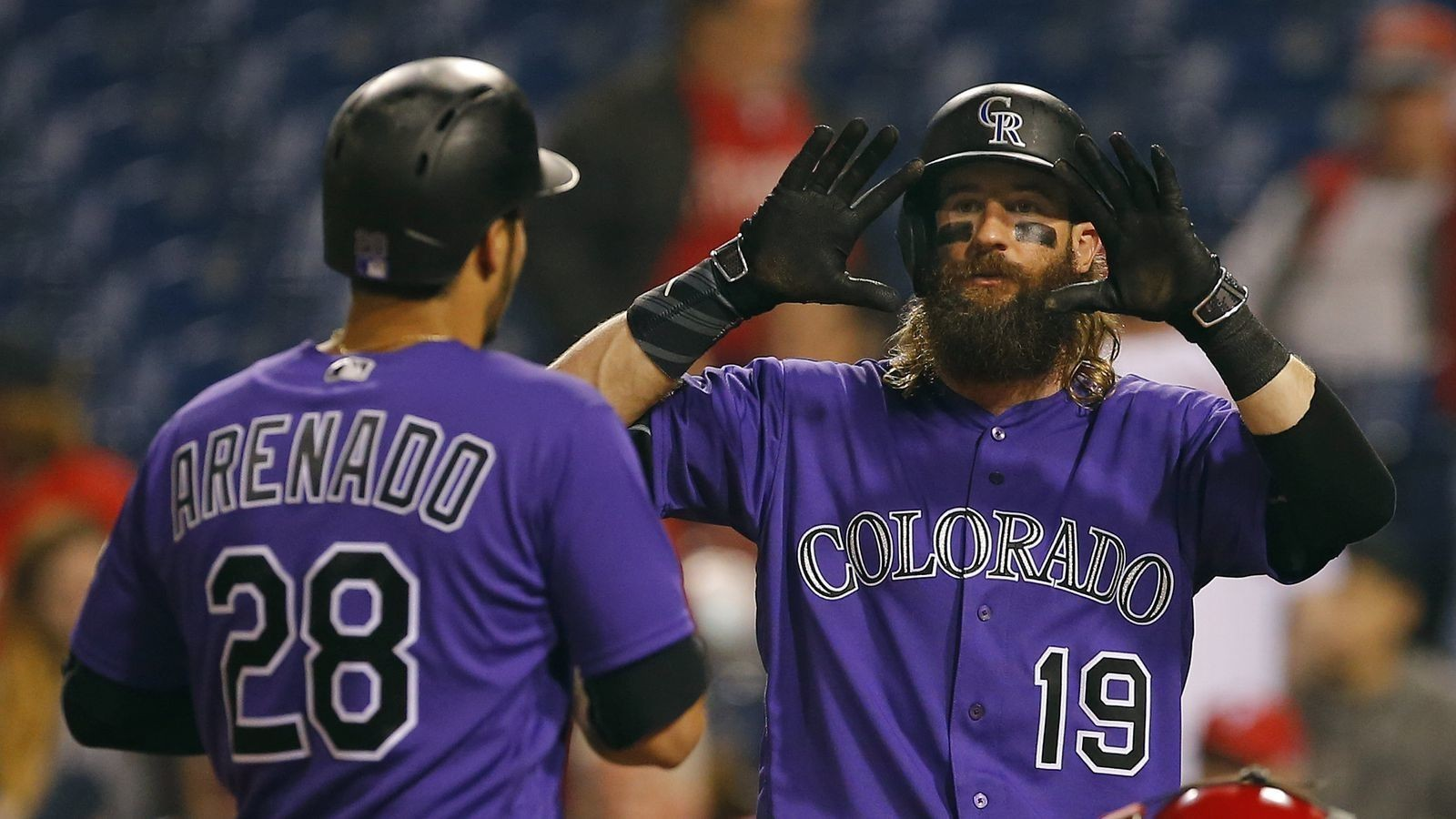 The Colorado Rockies are drawing attention from around the country