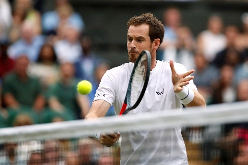 Long road back to singles competition, says Murray