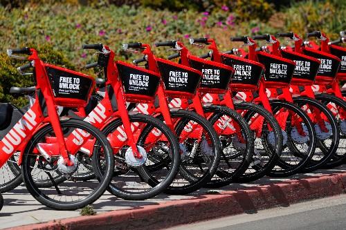 Uber brings electric bike service JUMP to London
