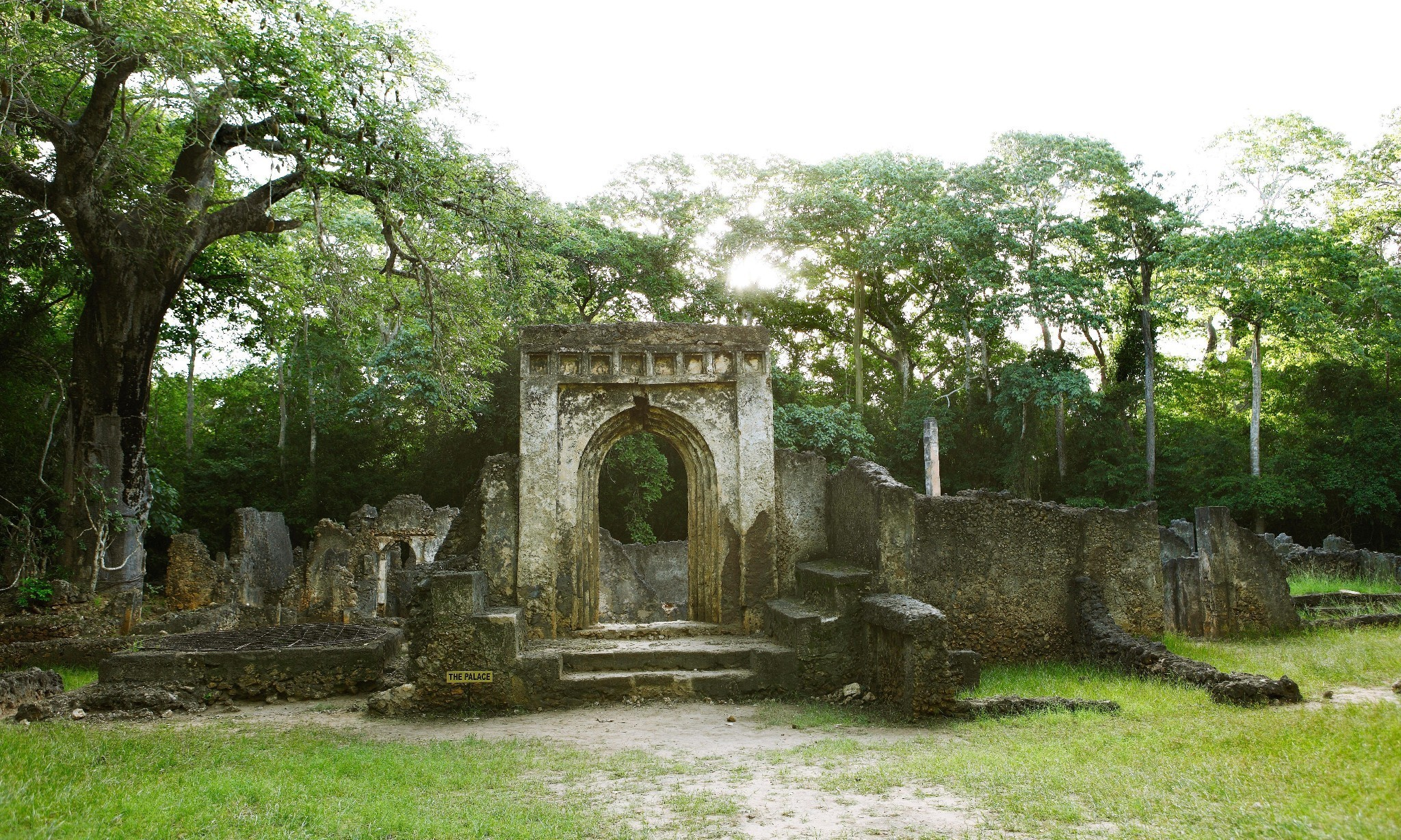Five lost cities of the world