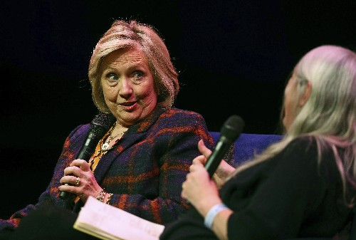 Clinton: UK voters must see Russian influence report