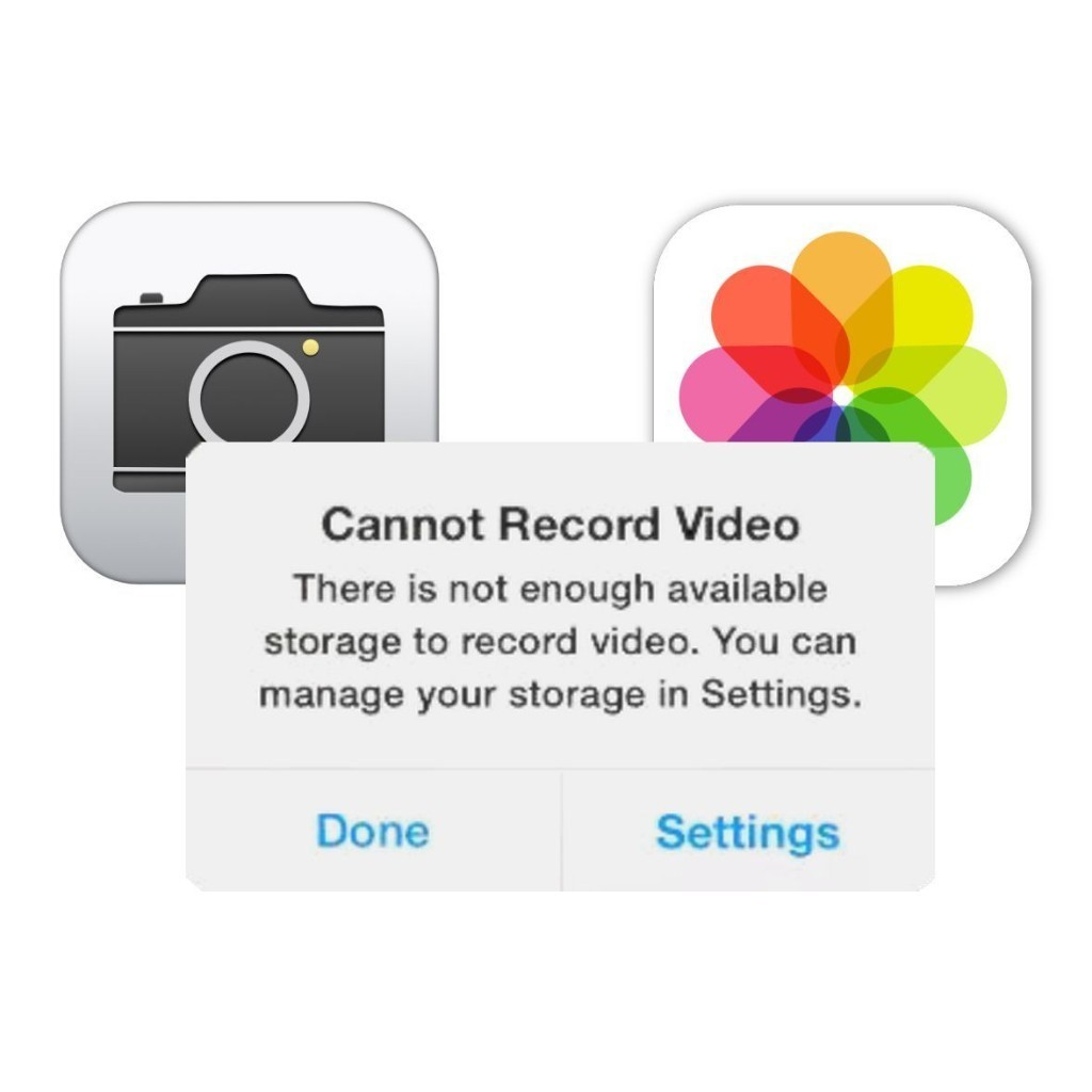 Where to store all your iPhone photos when you run out of space