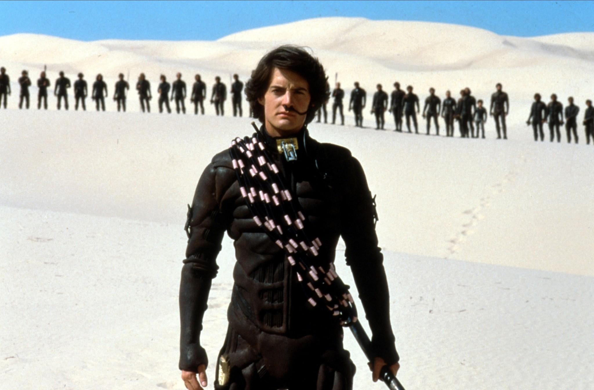 Frank Herbert's Dune at 50 has life in it yet