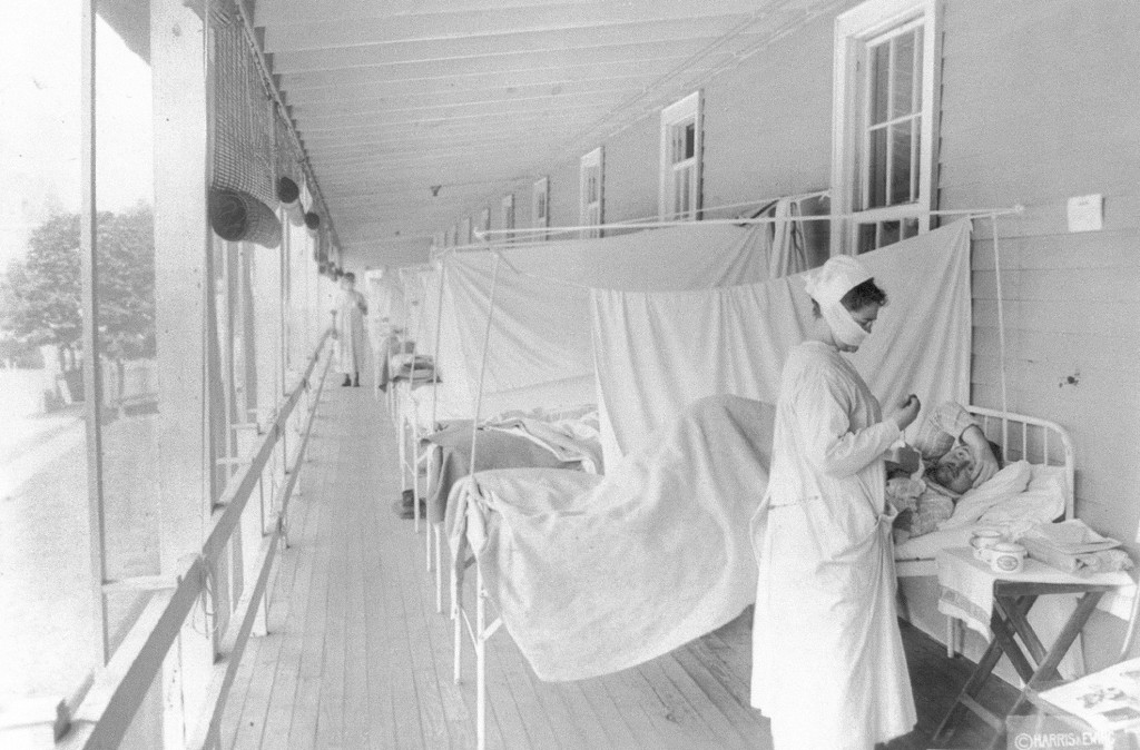 Virus-afflicted 2020 looks like 1918 despite science's march