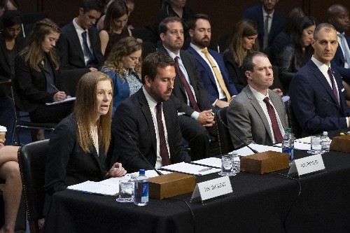 Tech execs say they're acting faster on extremist content