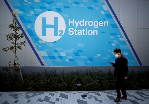 Japan draws support for global hydrogen proposals, including refueling stations
