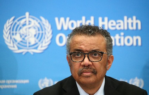 Coronavirus spread 'deeply concerning' but not a pandemic - WHO's Tedros
