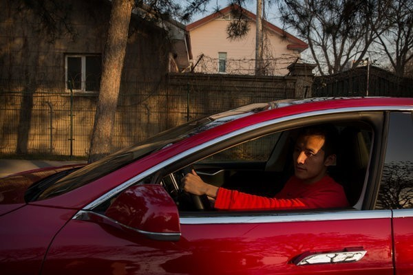 Lurching Start for Tesla in China