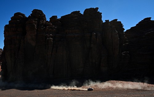 The Grueling Dakar Rally in Pictures