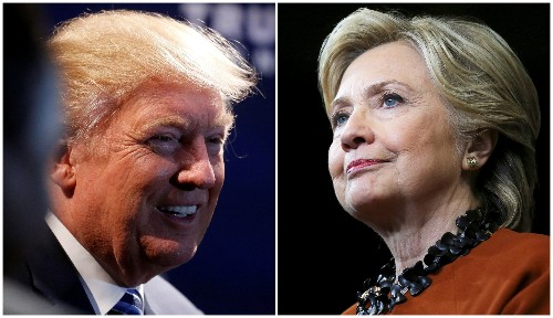 Trump gains ground on Clinton: Reuters/Ipsos States of the Nation