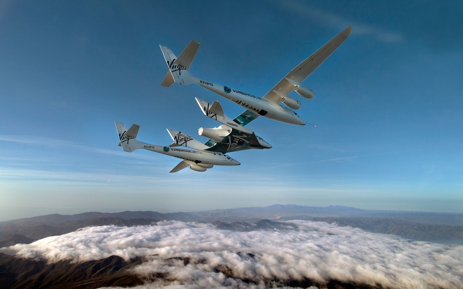 Virgin Galactic Gets FAA Operating License for Spaceship