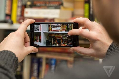 Microsoft's new Lumia Camera app features some impressive tricks