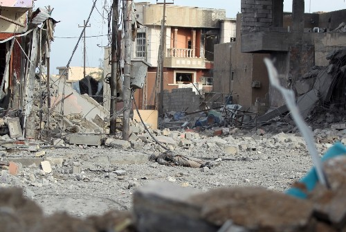 Iraqi Forces Take Ramadi from ISIS: Pictures