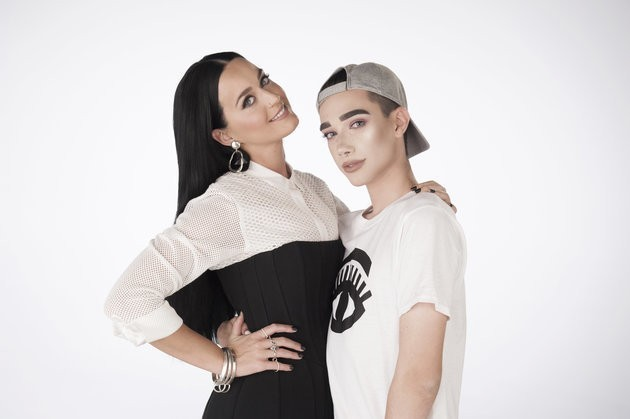 Meet The First Ever Male CoverGirl, James Charles