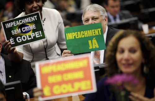 Vozes do Impeachment