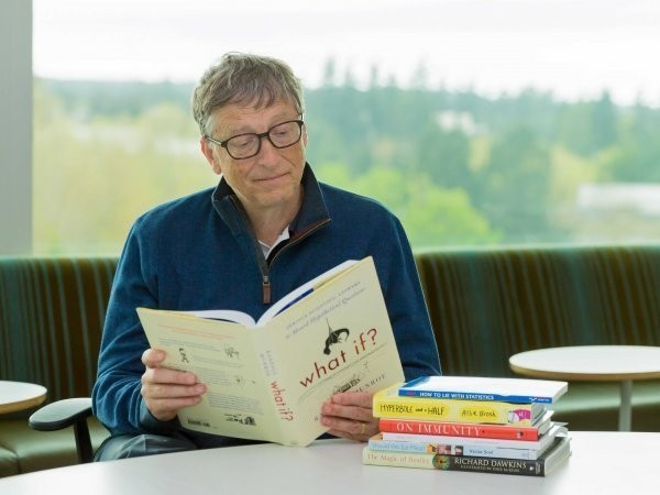 21 books by billionaires that will teach you how to run the world