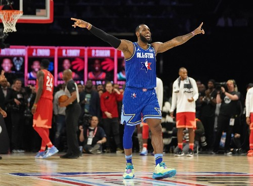 Top Moments from NBA All-Star Weekend: Pictures