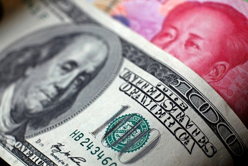 Yuan slumps to 11-year low as investors flee trade war risk