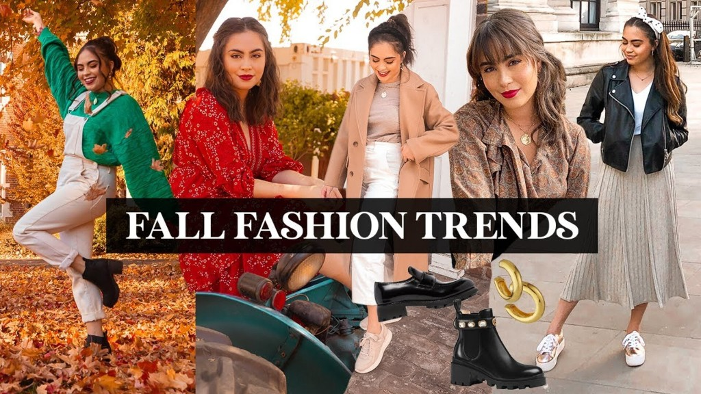 TOP WEARABLE FALL + WINTER FASHION TRENDS 2020
