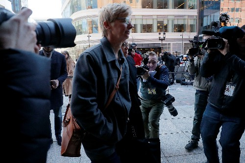 Ex-coaches among 12 to plead not guilty in U.S. college admissions scandal
