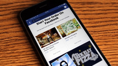Facebook's 'Order Food' feature officially launches across the U.S.
