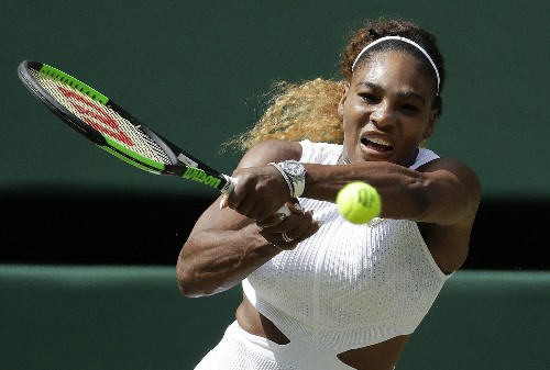 As Wimbledon final approaches, Serena recalls loss to Halep