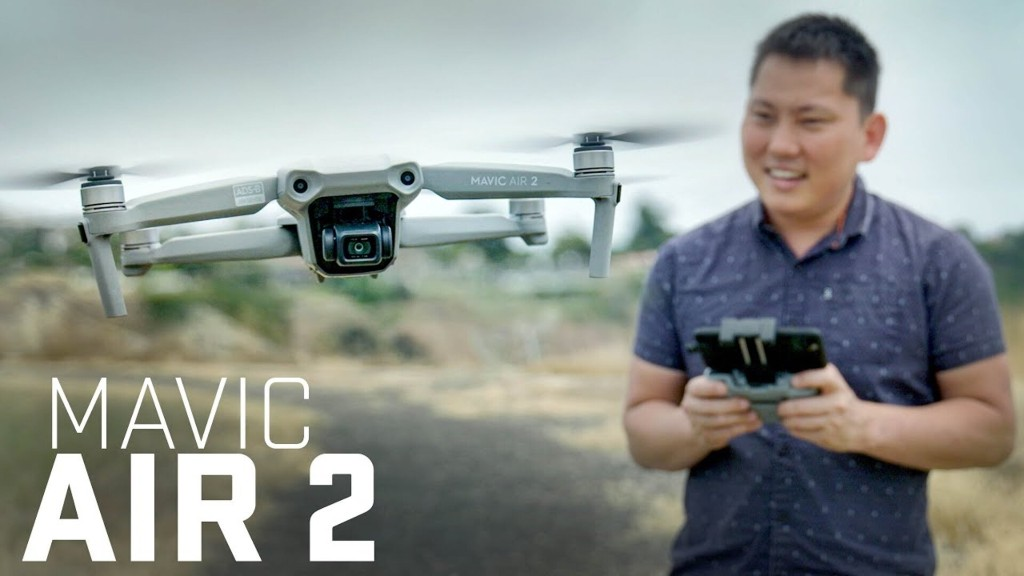 DJI Mavic Air 2 Is this the drone to get!