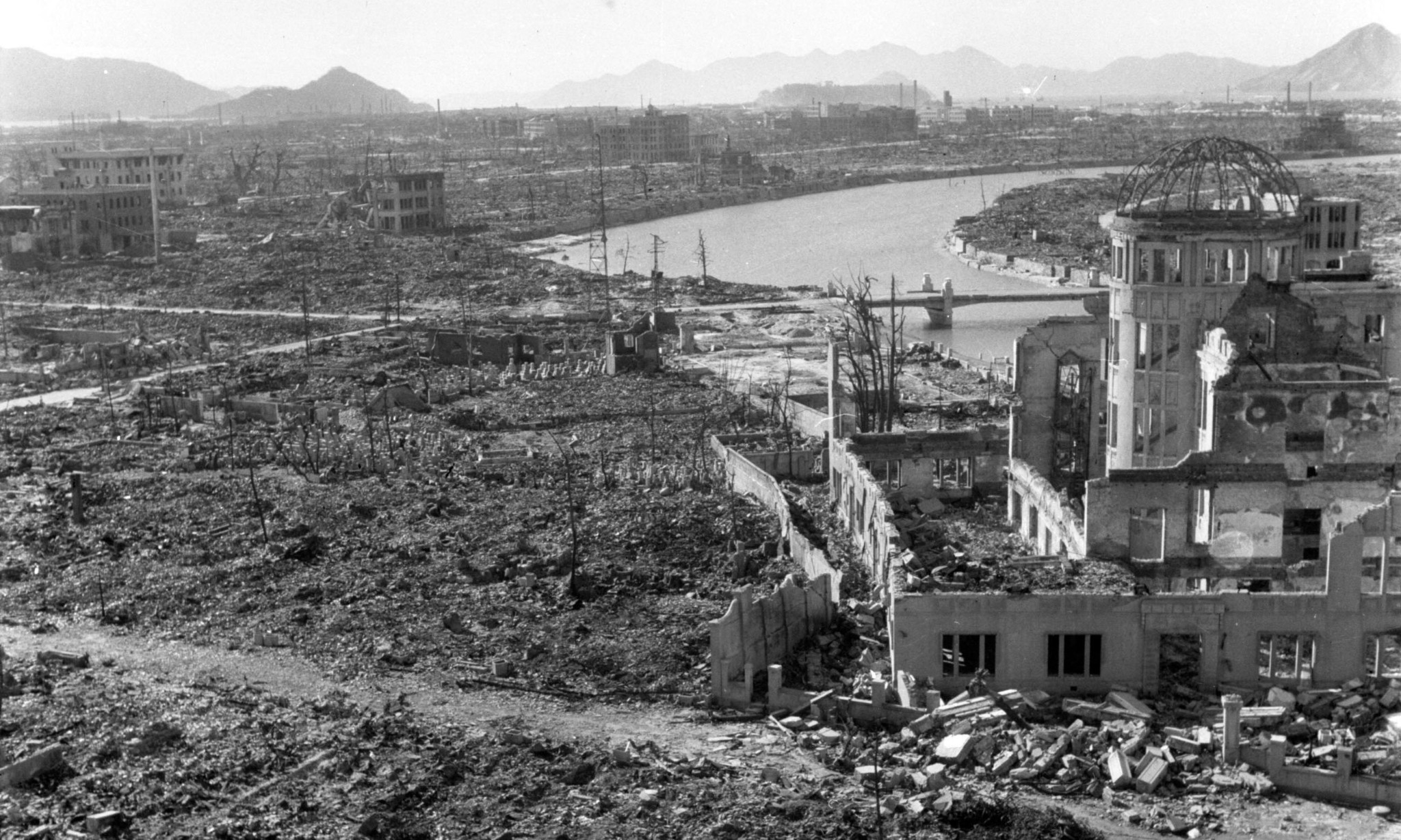Story of cities #24: how Hiroshima rose from the ashes of nuclear destruction