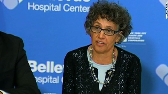 NYC doctor tests positive for Ebola