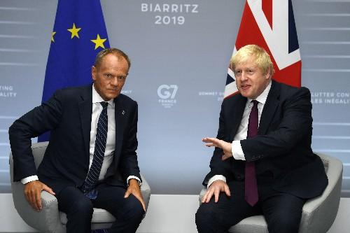Johnson to tell EU's Tusk UK won't pay £39 billion under no-deal Brexit: Sky News