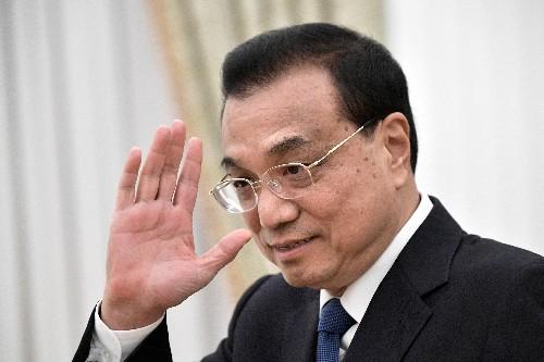 China's Premier Li: will ensure economic operations are within reasonable range: Xinhua