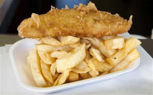 Italy lays claim to inventing fish and chips and bringing it to the UK