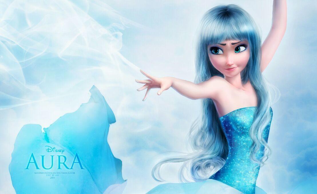 Feel the blue magic...