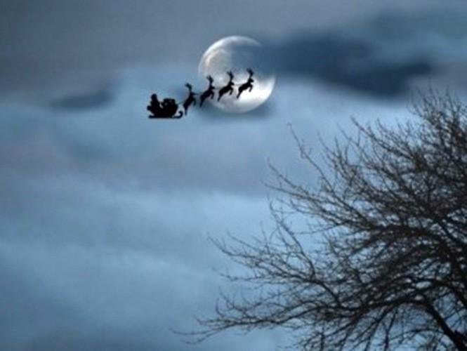 Las leyes de la Física harían 'posible' la travesía de Santa Claus
