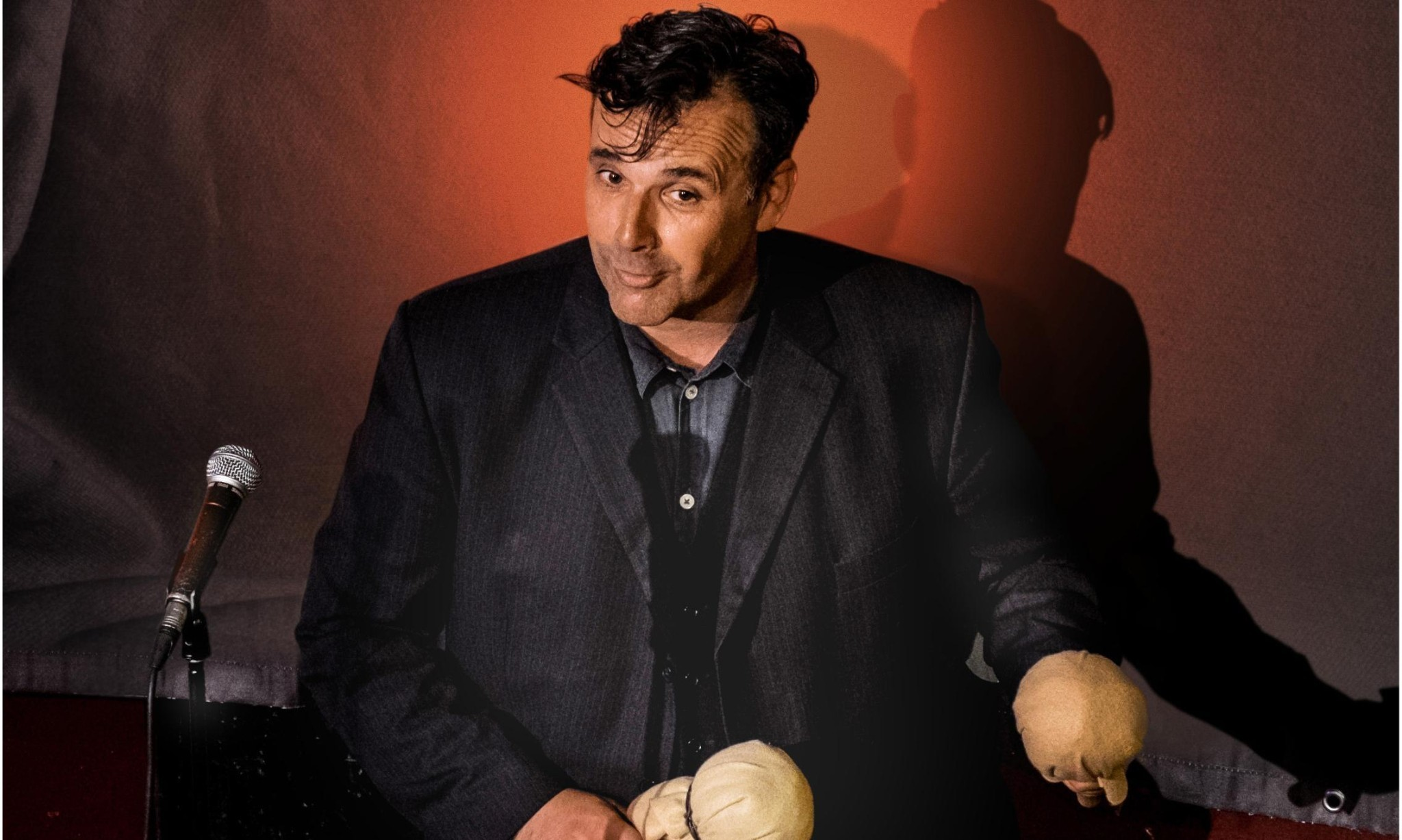 'We know so little about so much': Robert Newman talks skulls, science and psychology