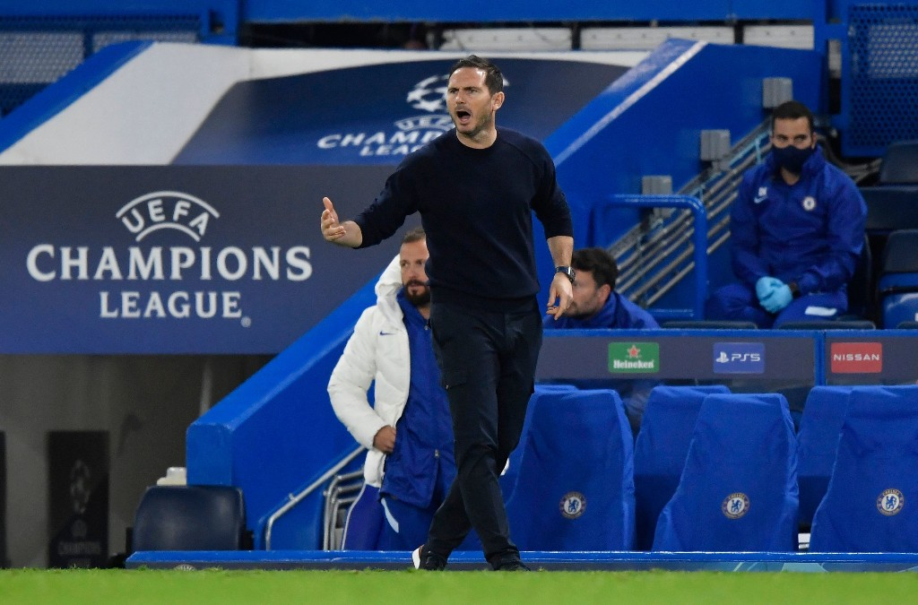Chelsea clean sheet against Sevilla a big deal, says Lampard