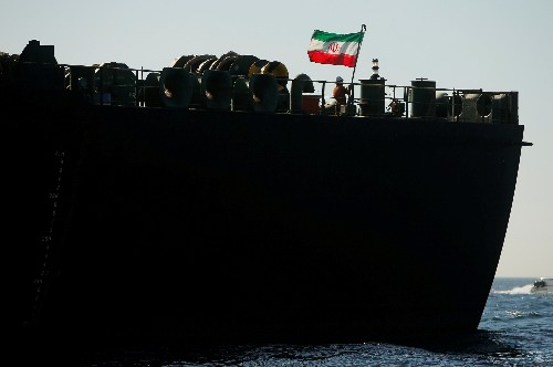 Iran says it has sold oil from tanker released by Gibraltar