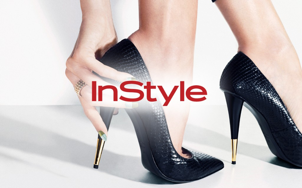 InStyle - Magazine cover